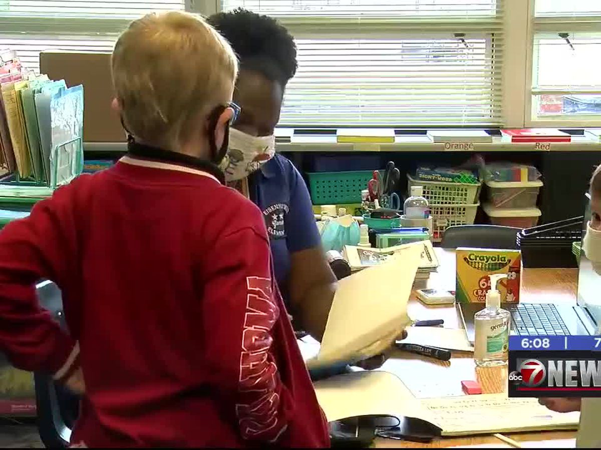 Eisenhower and Tomlinson teachers win teaching awards