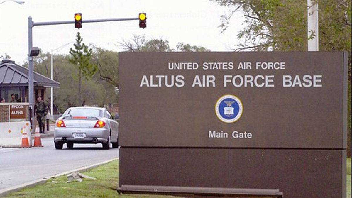 New report lists Altus AFB as high risk for sexual assault