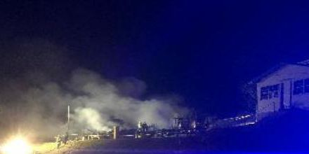 4 foster children killed as WV home burns to the ground