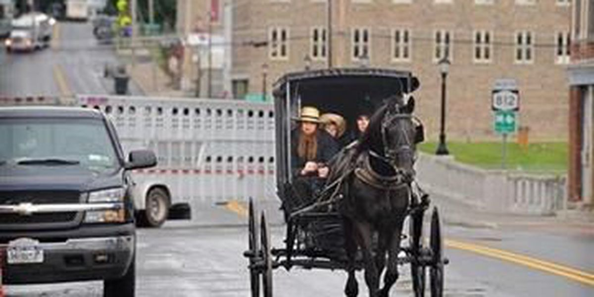 Amish to build garage for pair who returned girls