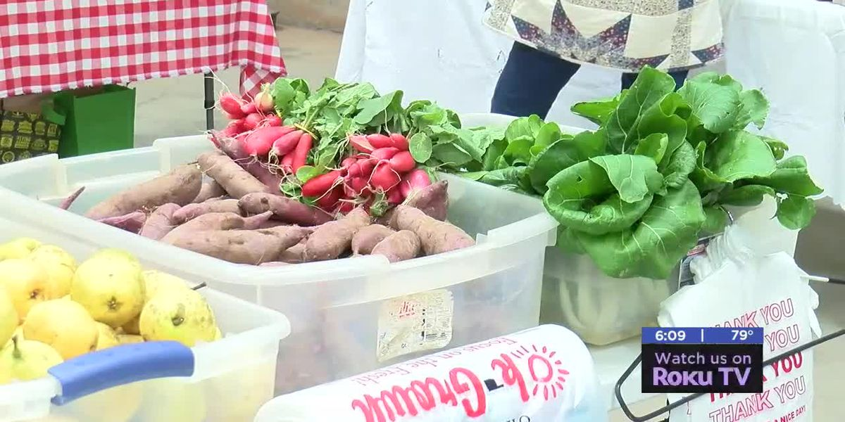 Lawton Farmers Market relocating for the summer