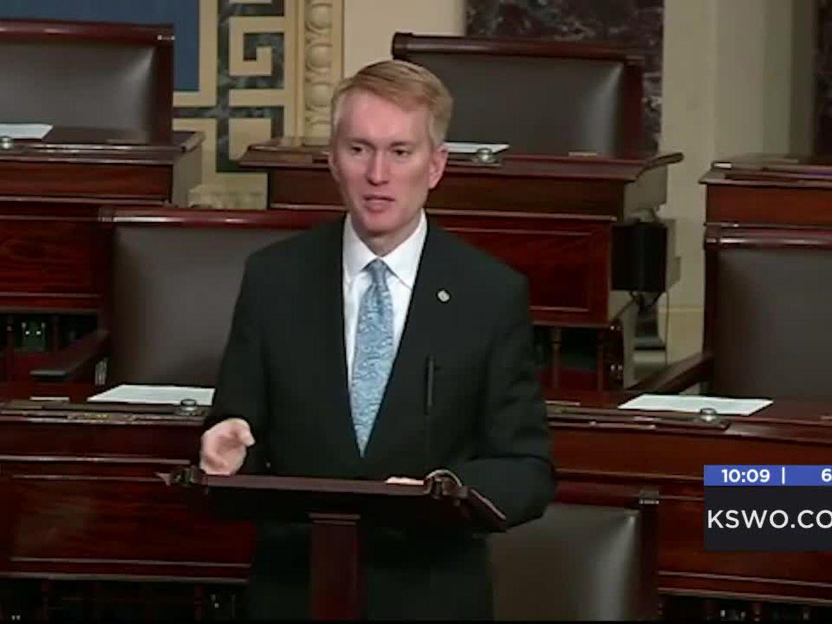 Okla. Senator James Lankford praises ...