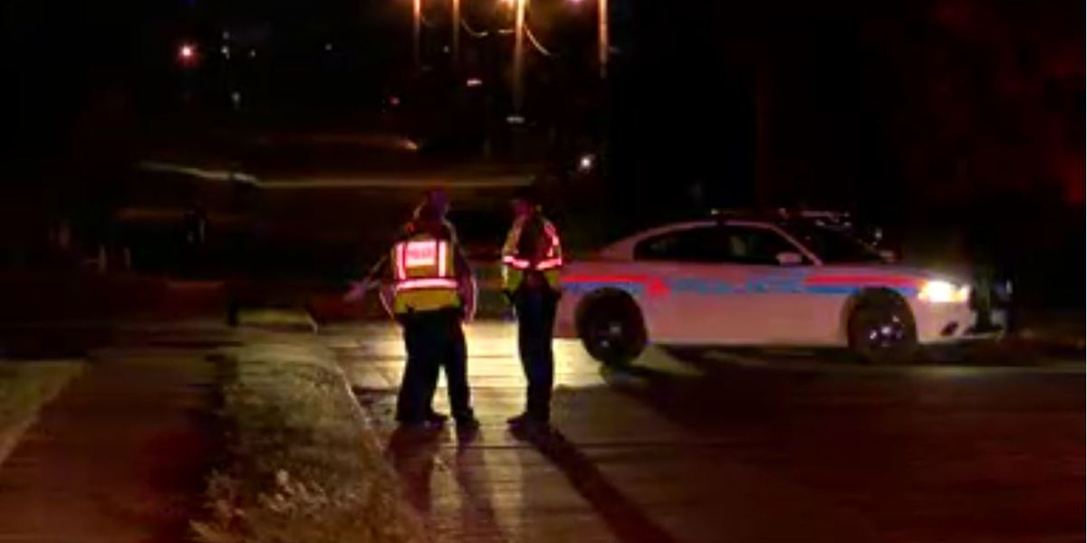 Pedestrian taken to hospital after being struck by vehicle in Lawton