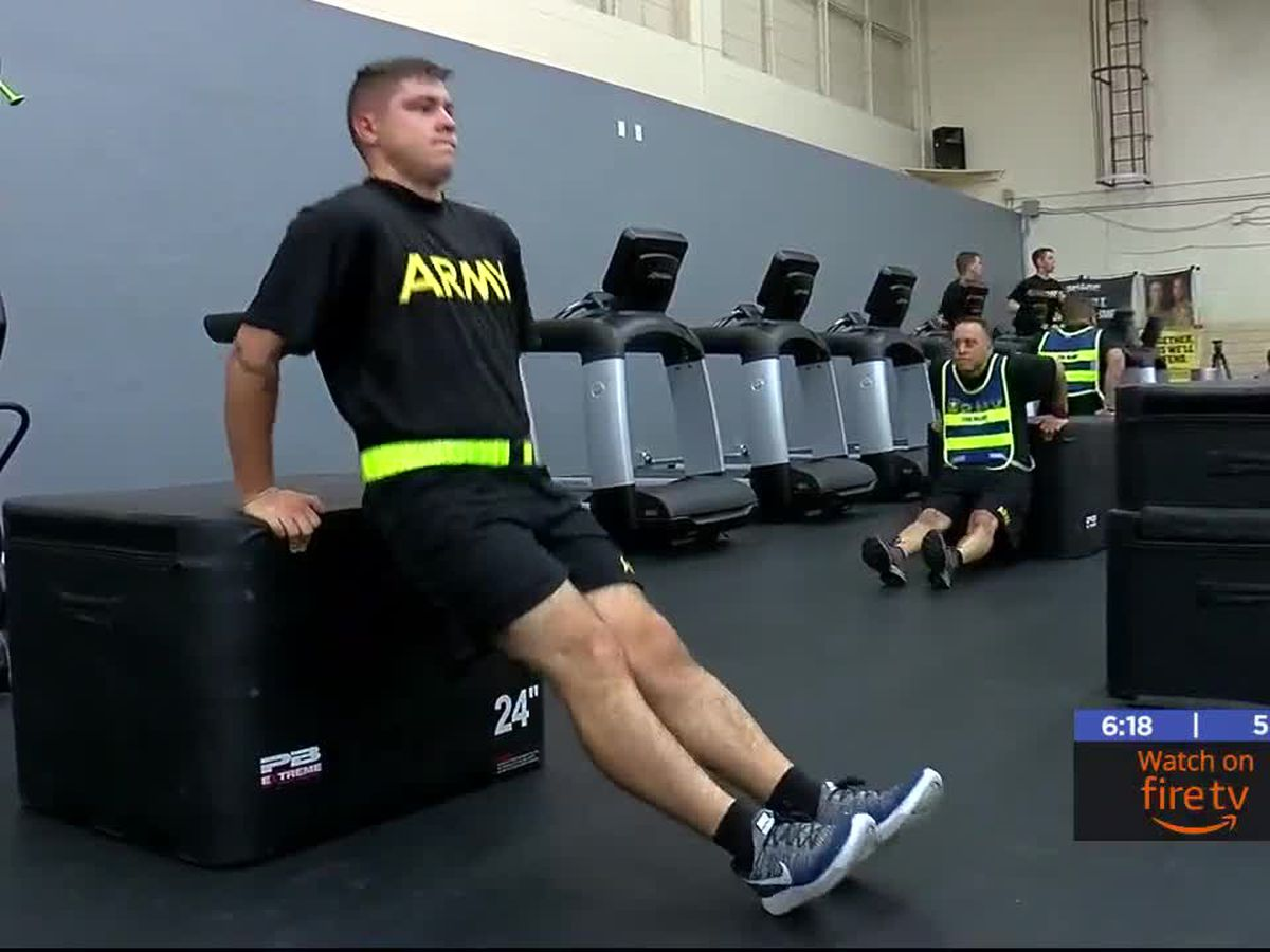 Fort Sill exercises new physical training monthly