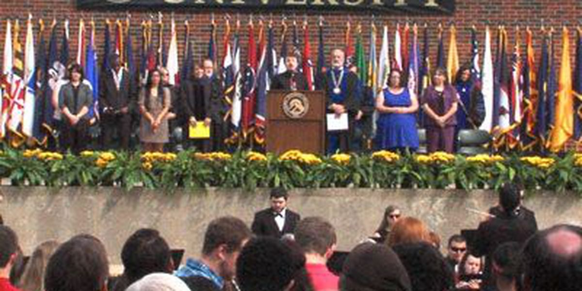 Students set to lead Cameron's 2016 Convocation