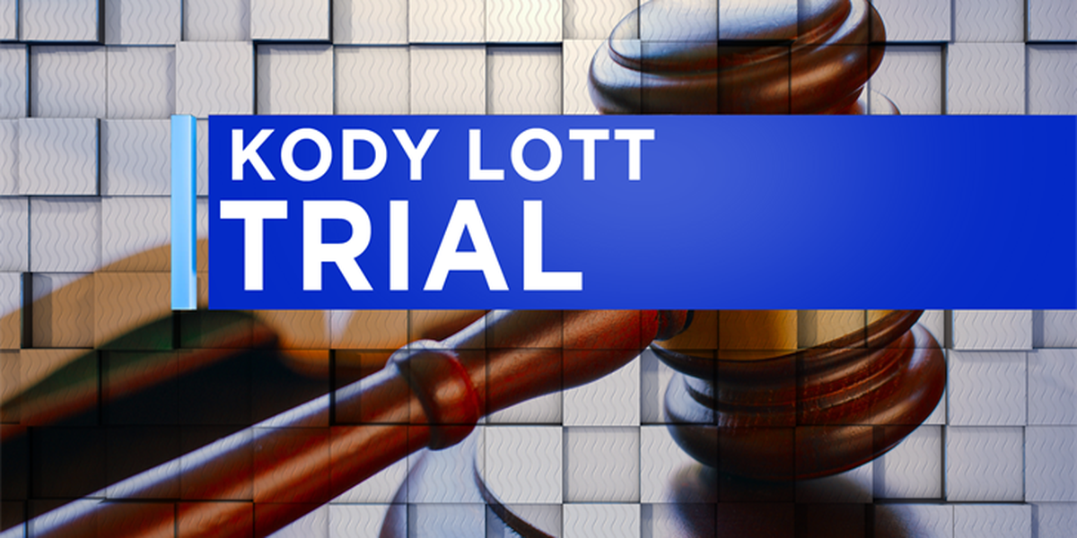 Kody Lott sentenced to life plus 20 years for 2016 deadly shooting