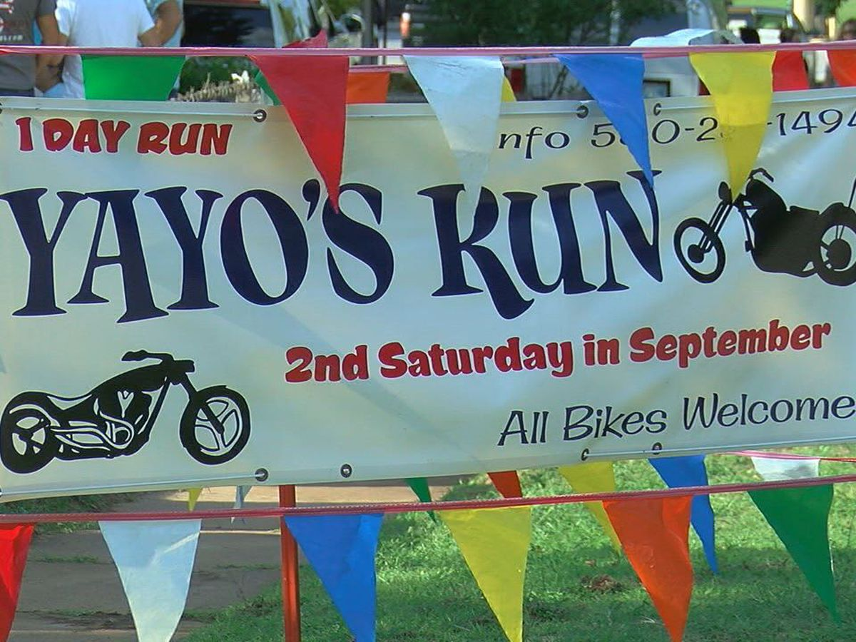 14th annual Yayo's Run biggest ever