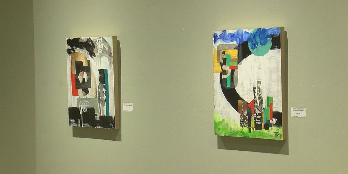 Two new art exhibitions premier in Lawton