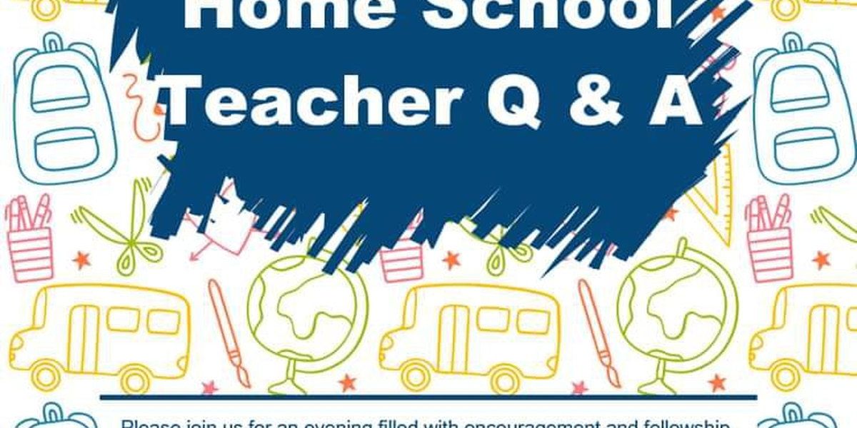 Duncan homeschooling moms holding Q&A event for new homeschooling parents