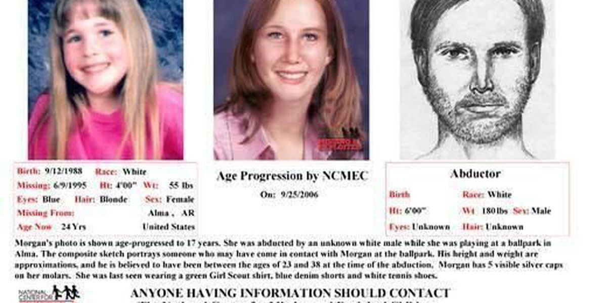Sheriff: Search yields no clues in Arkansas girl's abduction