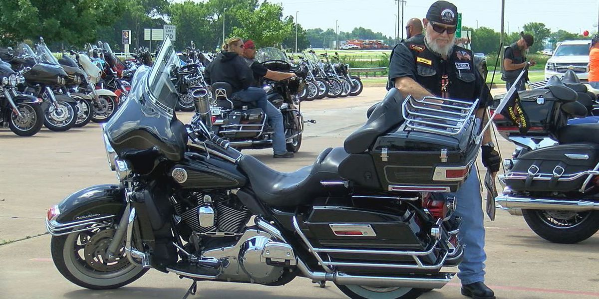 Legacy Vets Motorcycle Club raises money for veterans center
