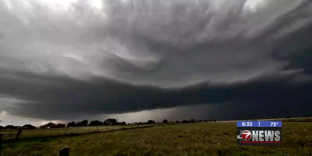 Storm spotters and chasers act as the eyes and ears for meteorologists