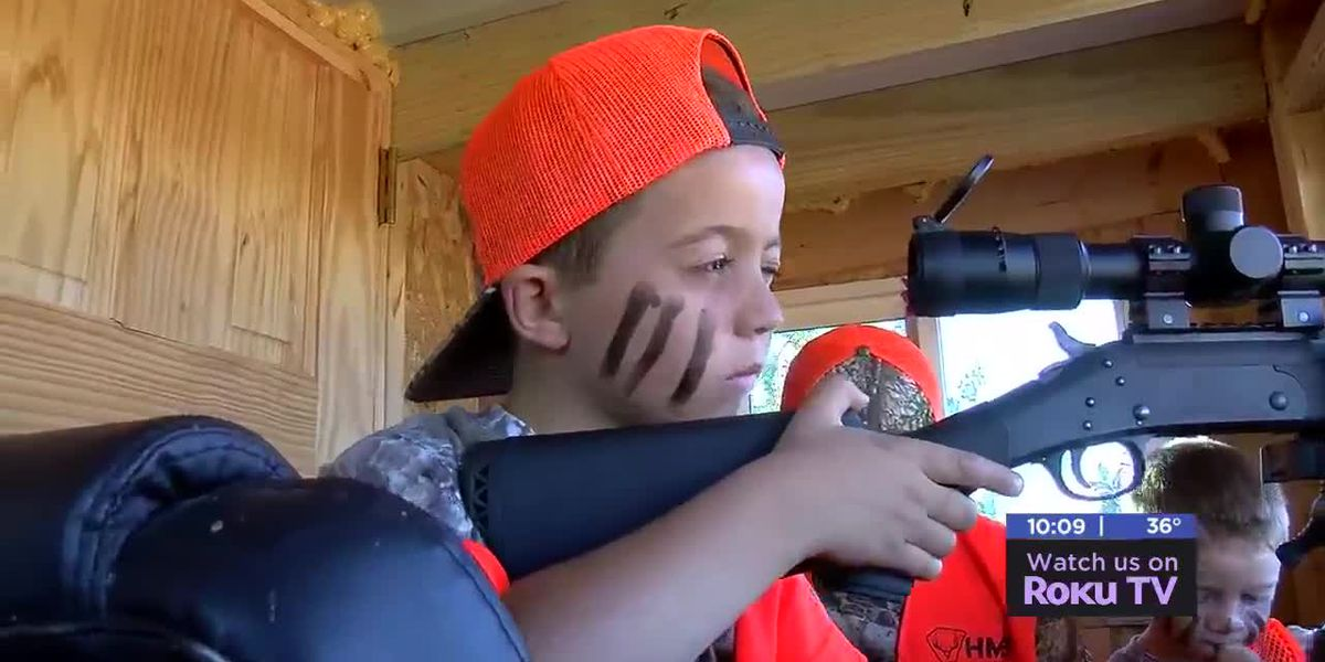 MAKENZIE'S OUTDOOR ADVENTURES: The next generation of hunters