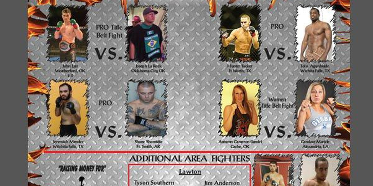 Fists of Fury 6 takes the octagon Saturday