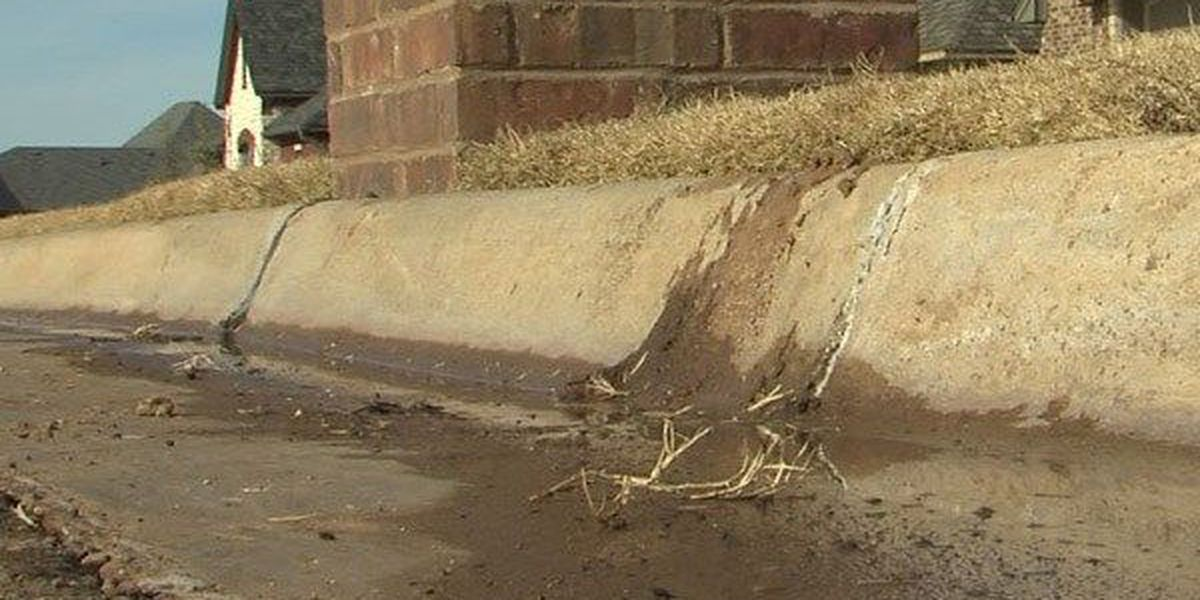 City narrows down cause of water in east Lawton neighborhood