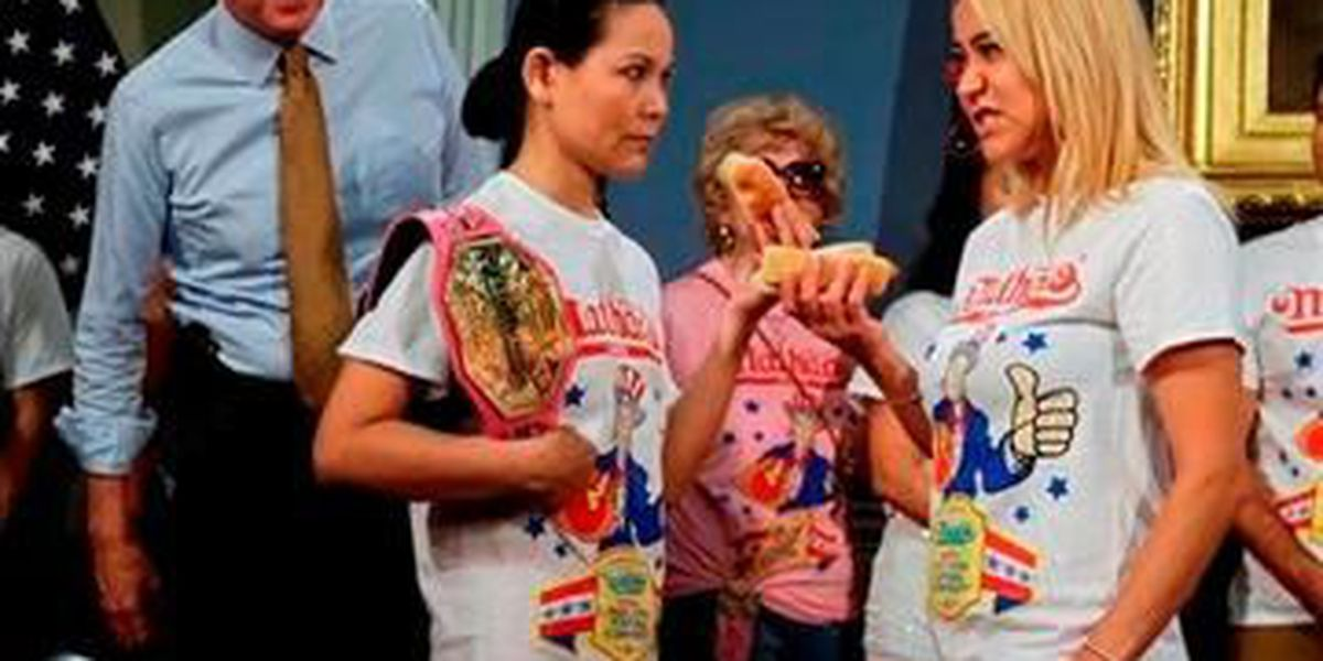 Hot dog! Eaters set to sink teeth into NY contest