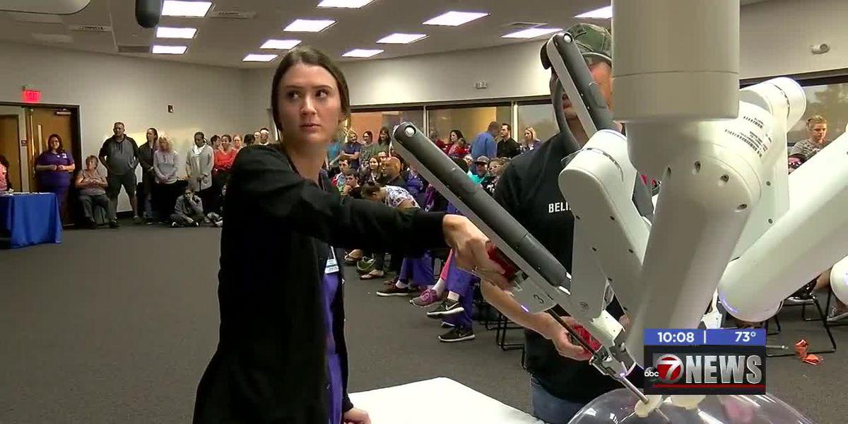 Great Plains Tech. Center's Surgical Tech. program holds open house