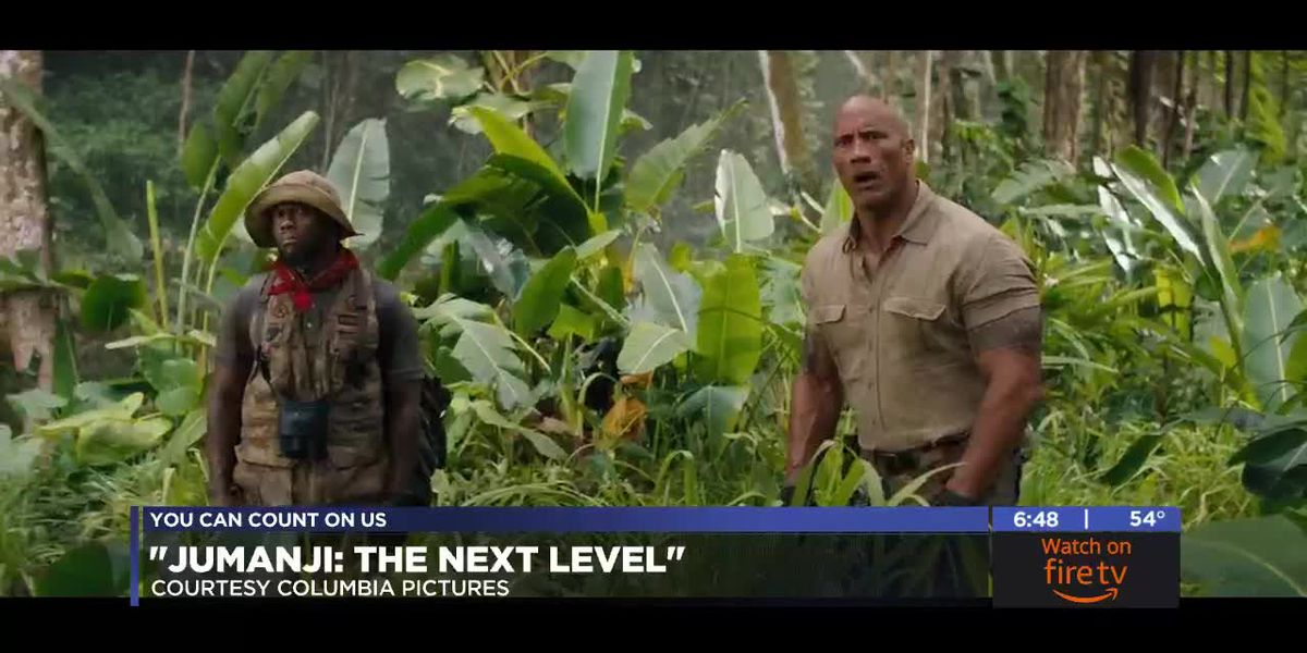 7News at the Movies: Jumanji: The Next Level and more