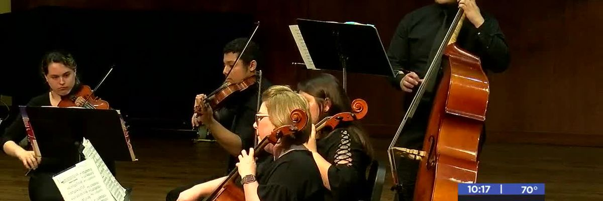 Cameron Univ. hosts joint concert featuring stringed instruments