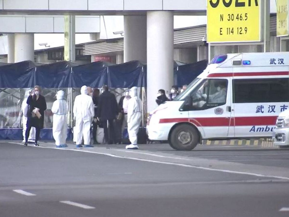 WHO team in Wuhan departs quarantine for COVID origins study