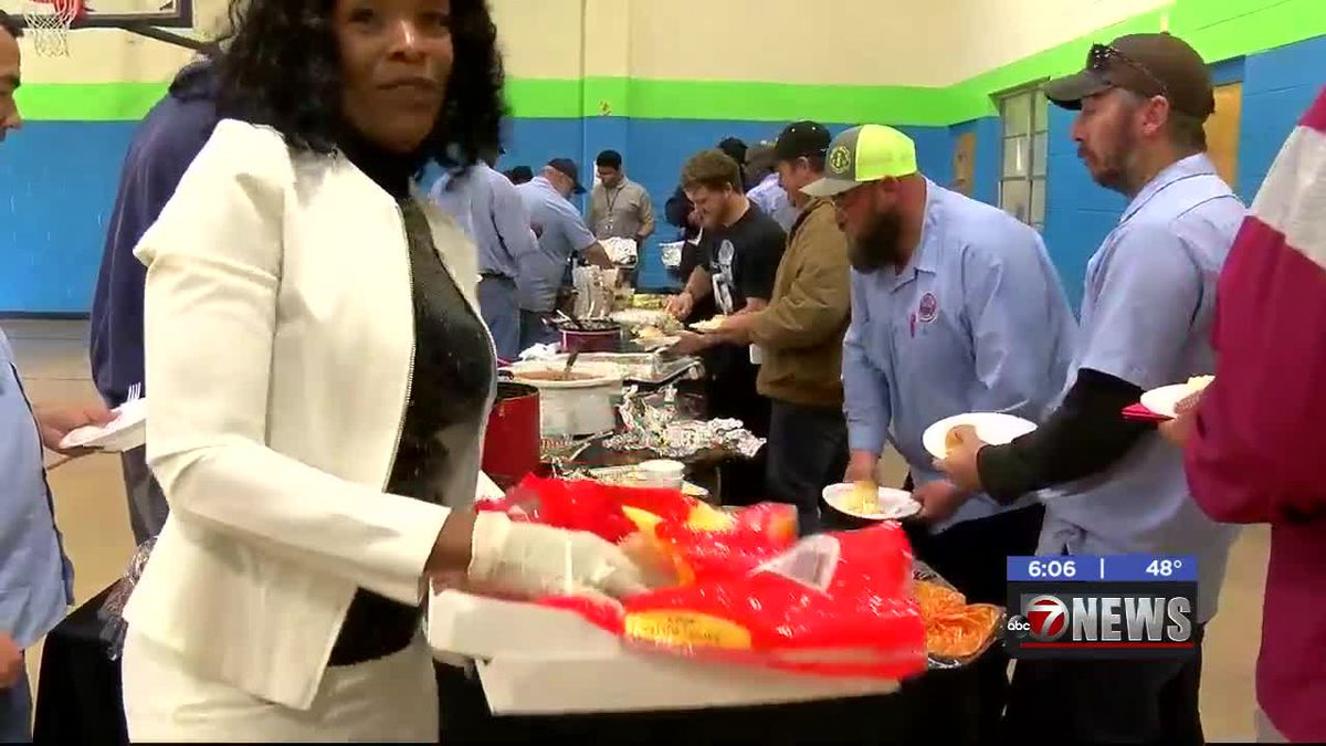 City of Lawton holds Parks and Recreation appreciation luncheon