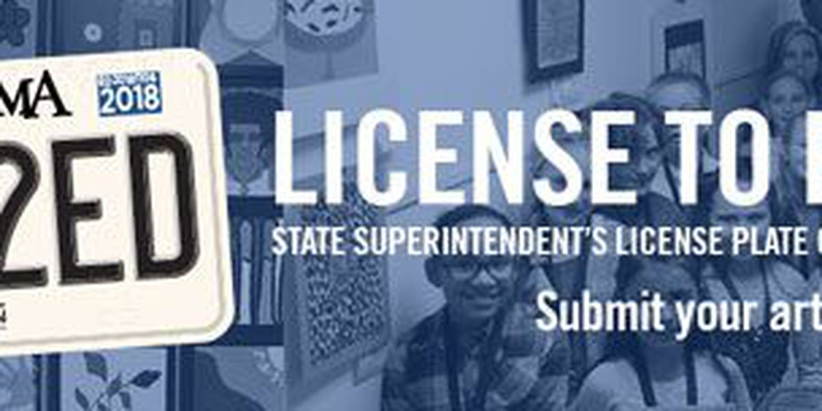 LICENSE TO EDUCATION: Kids sharpen your pencils and prep your paintbrushes for an art contest