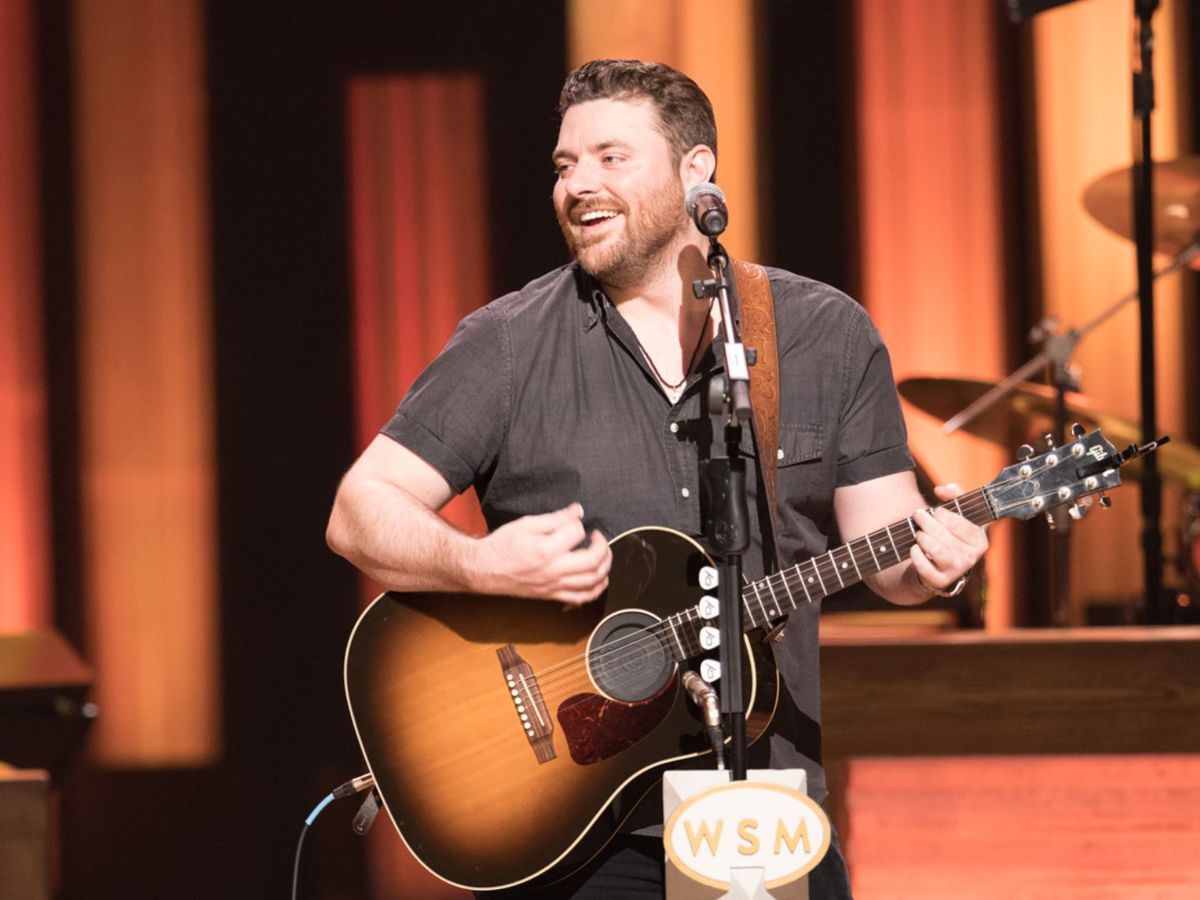Chris Young among performers Saturday night at Grand Ole Opry