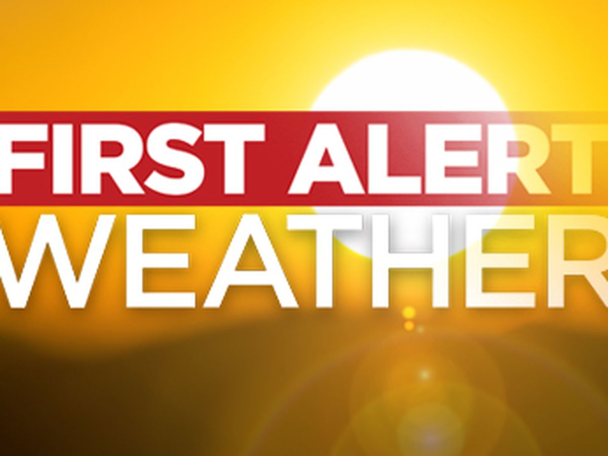 FIRST ALERT: Take this heat seriously