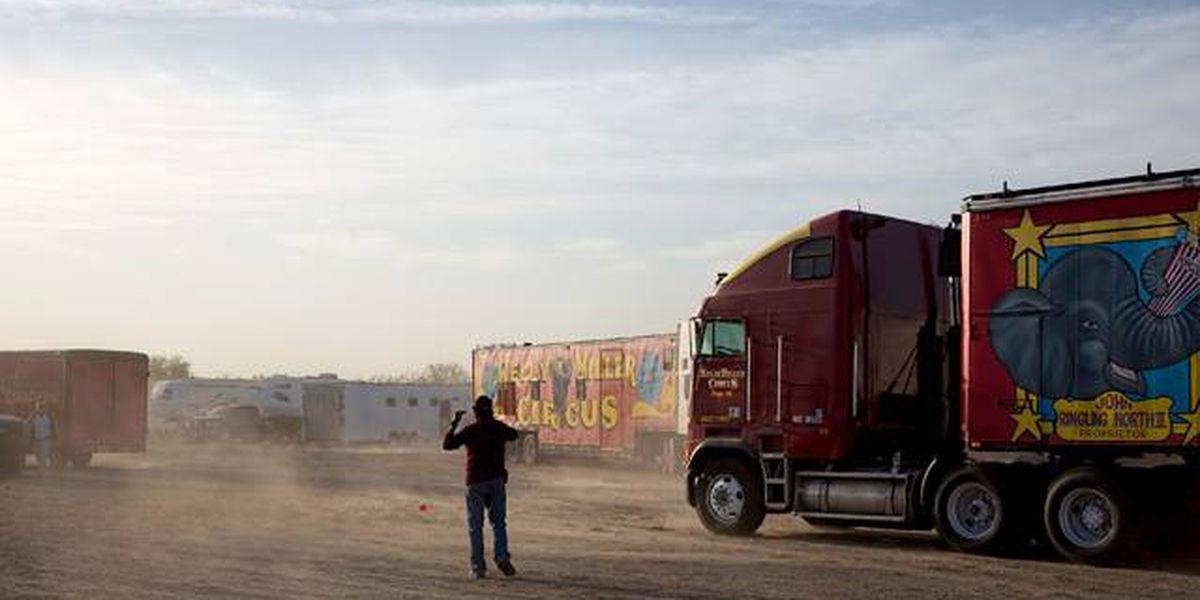 Future uncertain for Oklahoma circus