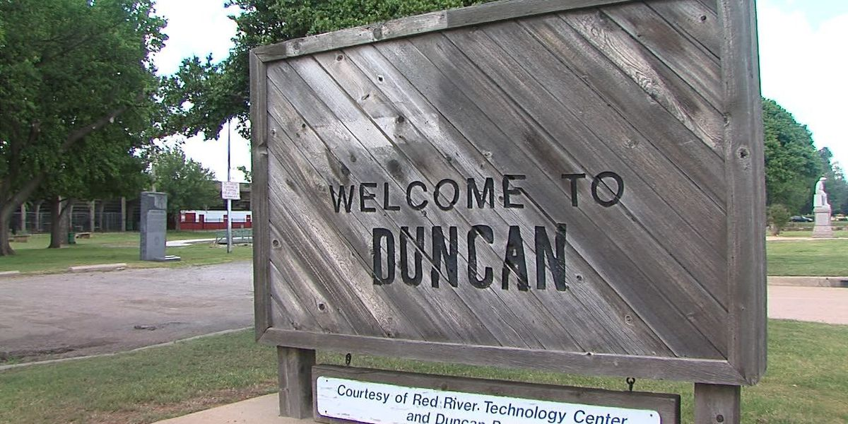 Duncan departments hit by budget cuts
