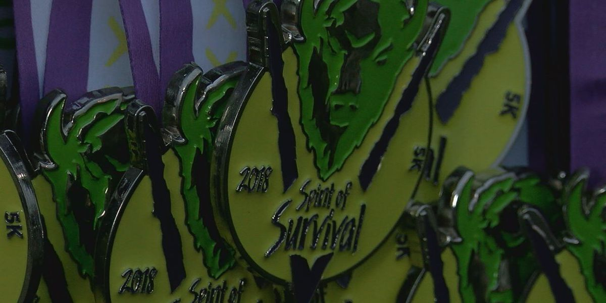 Lawton community runs together in 13th annual Spirit of Survival