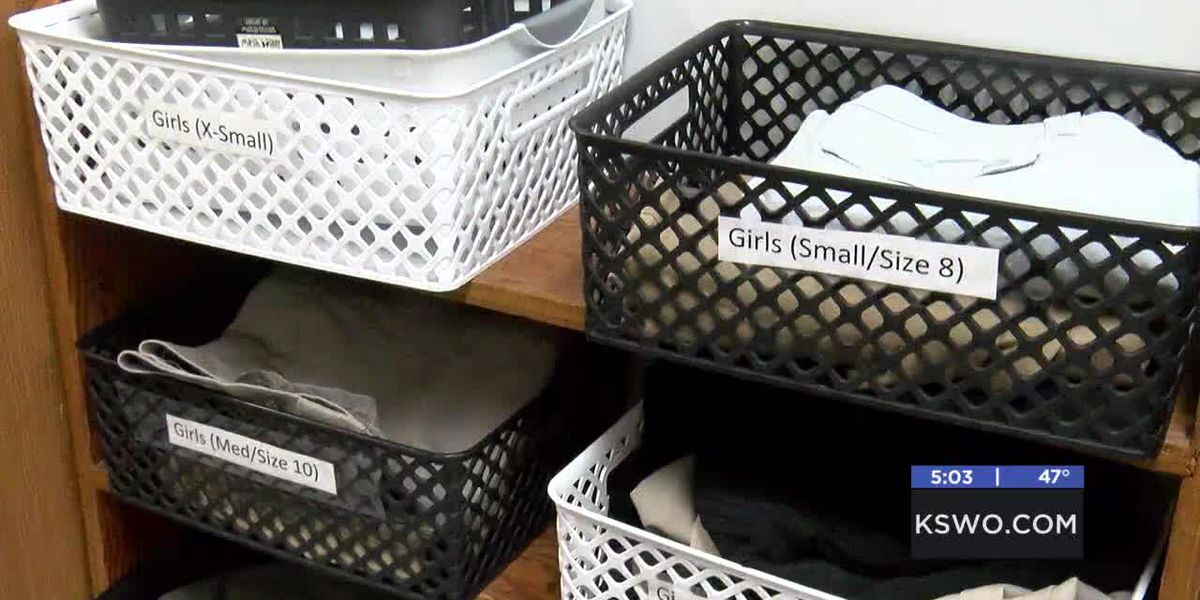 Tomlinson Middle School needs donations for Cares Closet