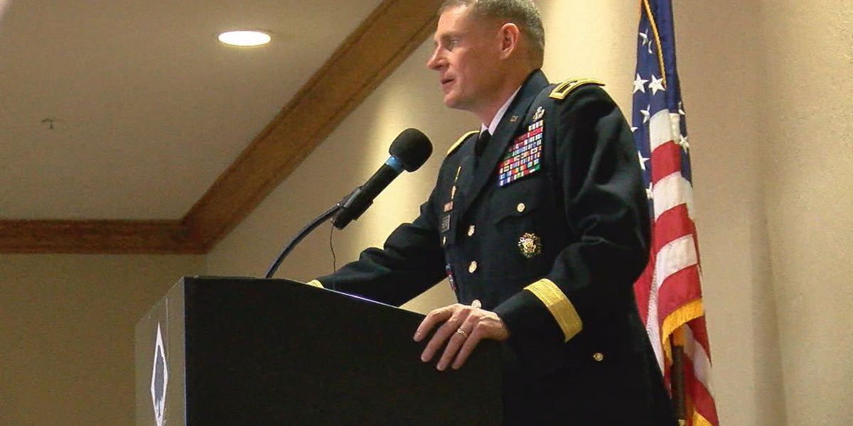 Commanding General provides update at State of Fort Sill Luncheon