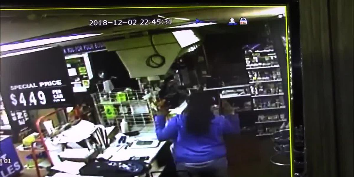S&L Beer and Wine Aggravated Robbery