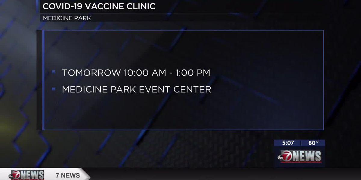 Medicine Park hosting walk-in COVID-19 vaccine clinic