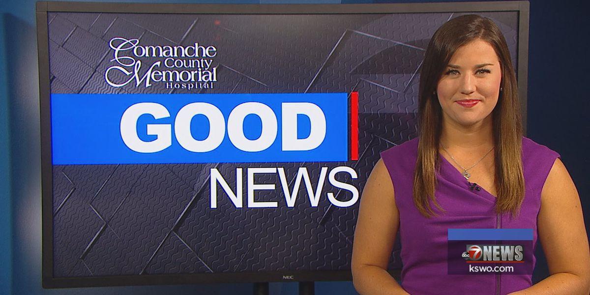 Good News: July 19