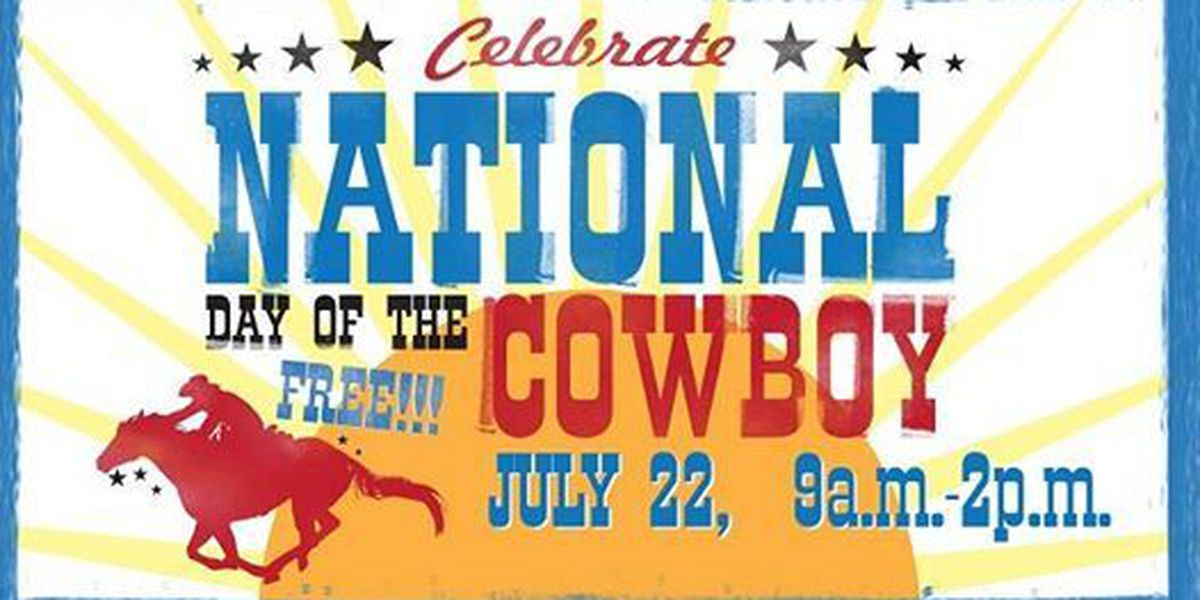 Lawton Animal Welfare hosts Adoption Rodeo in honor of the National Day of the Cowboy on July 22nd