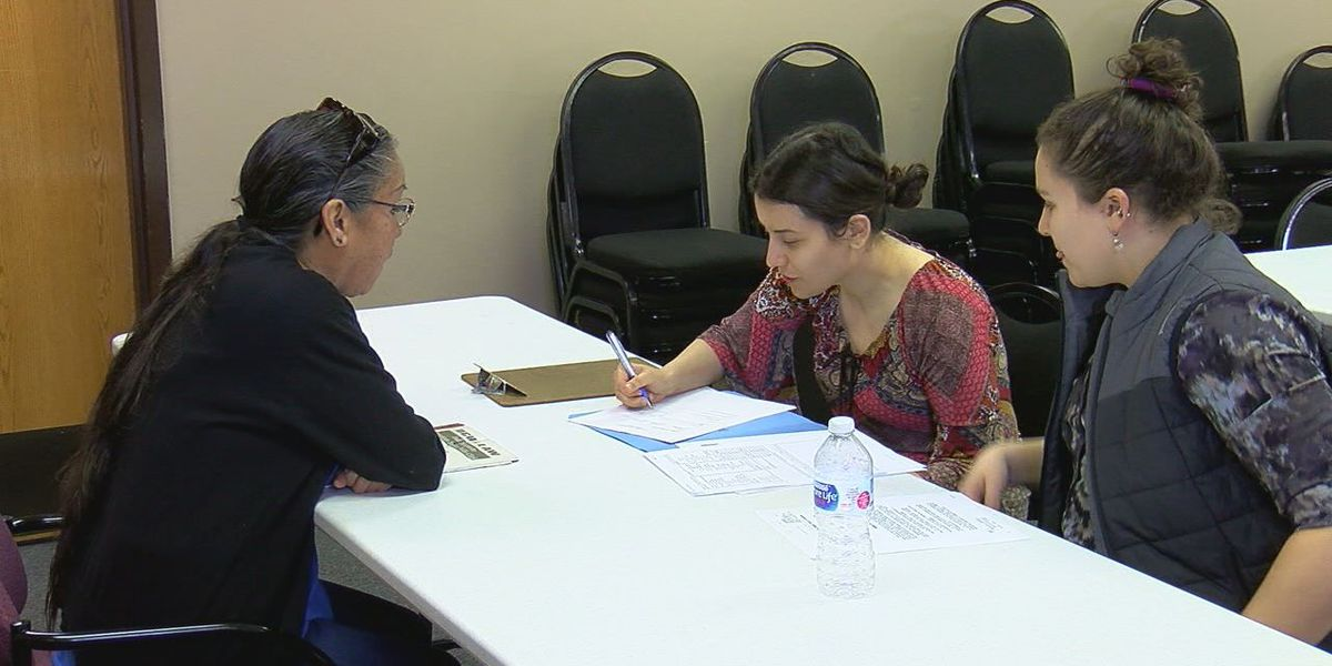 Tribal members receive free legal services from Columbia Law students