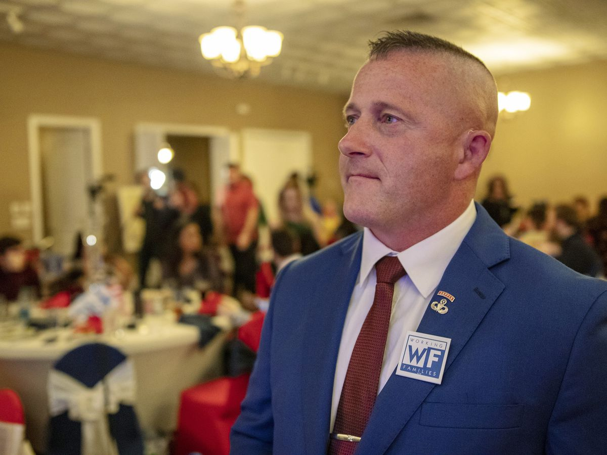 Military vet Ojeda announces 2020 presidential campaign