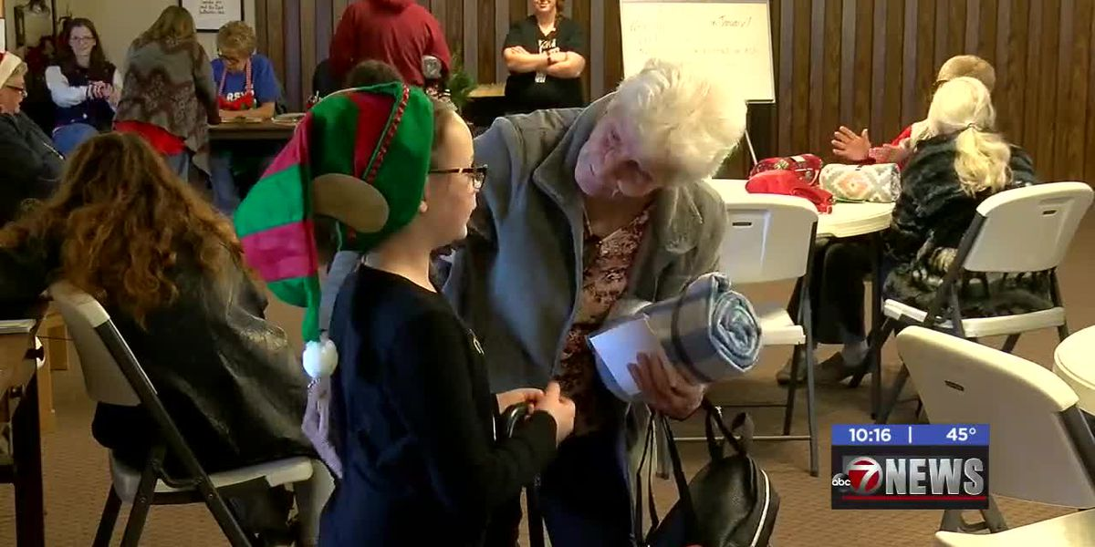 Warmth provided for people across Tillman County thanks to one local third grader