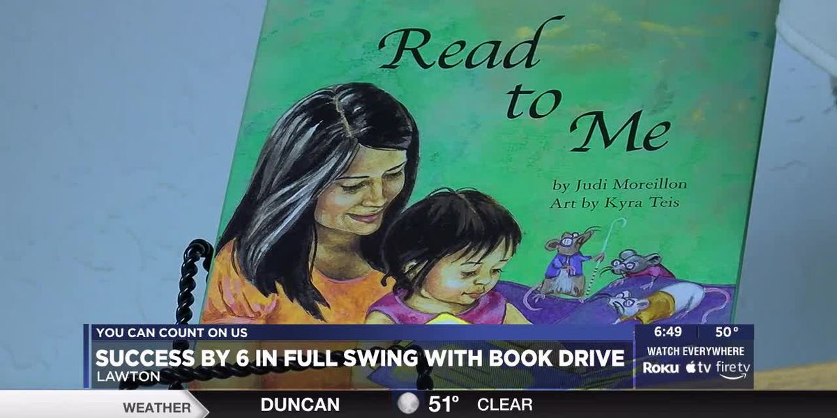 United Way Success By 6 Program Encourages Early Literacy with Book Drive