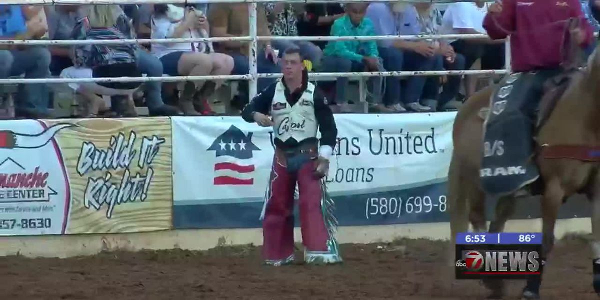 Lawton Rangers Rodeo to feature some big names and exciting match-ups