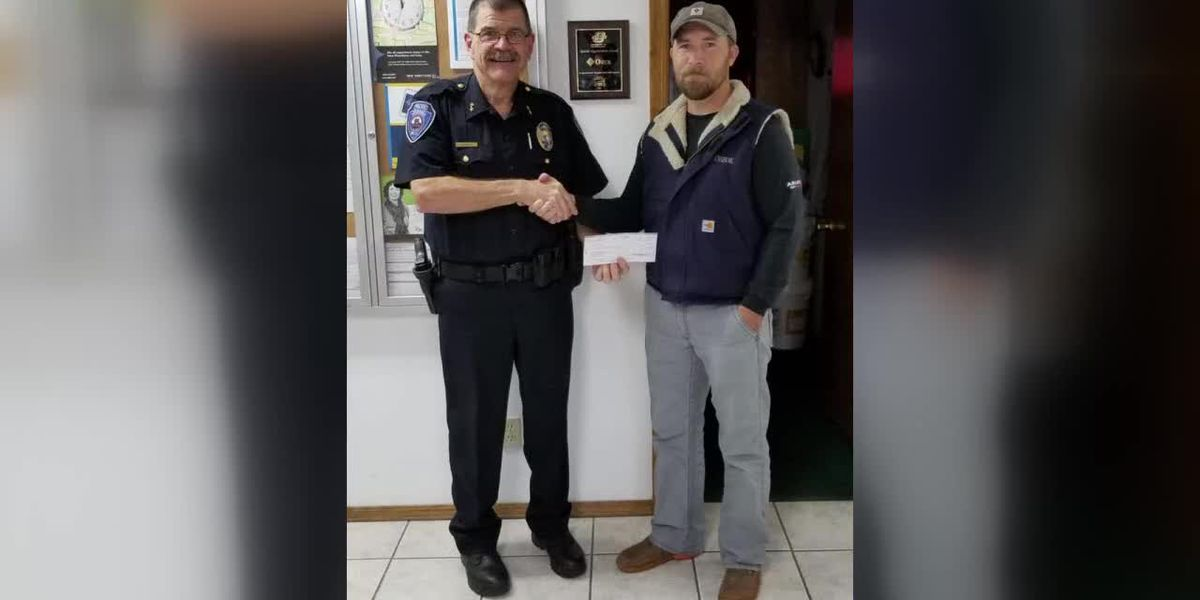 Chickasha Police Department receives grant