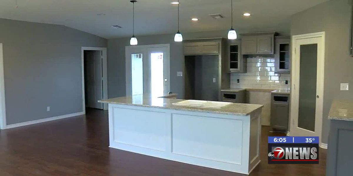 GPTC students working to sell student built house