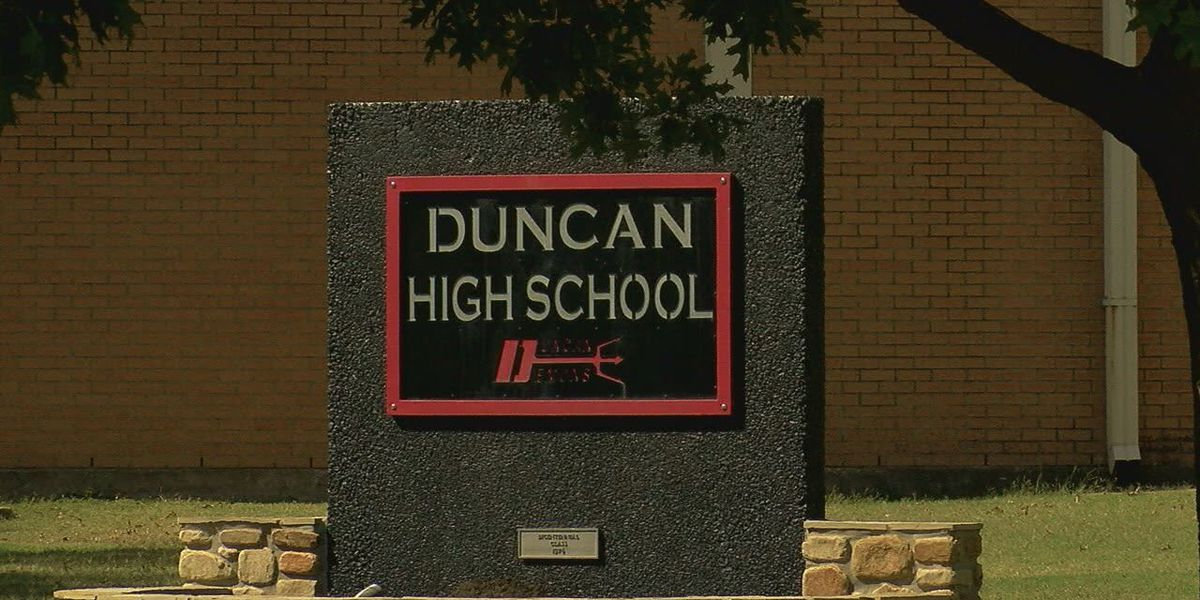 Duncan Police Department and School district working to find people involved in school fight videos