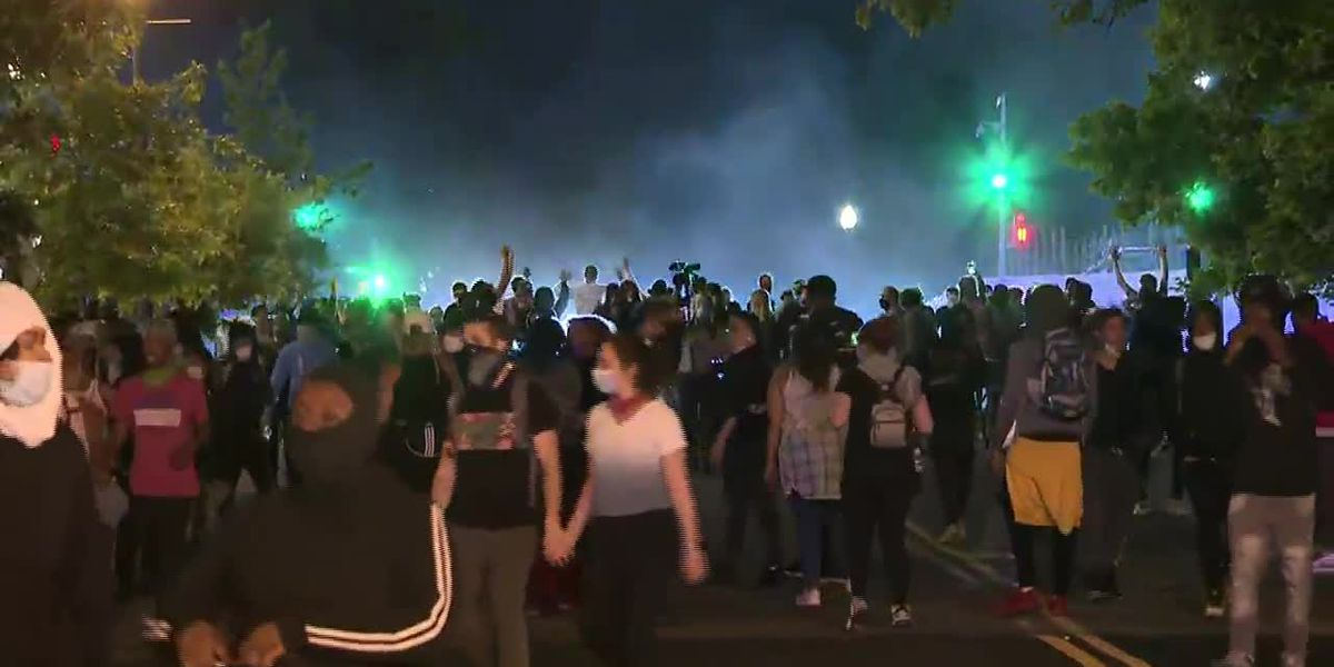 Cities grapple with widespread protests, violence