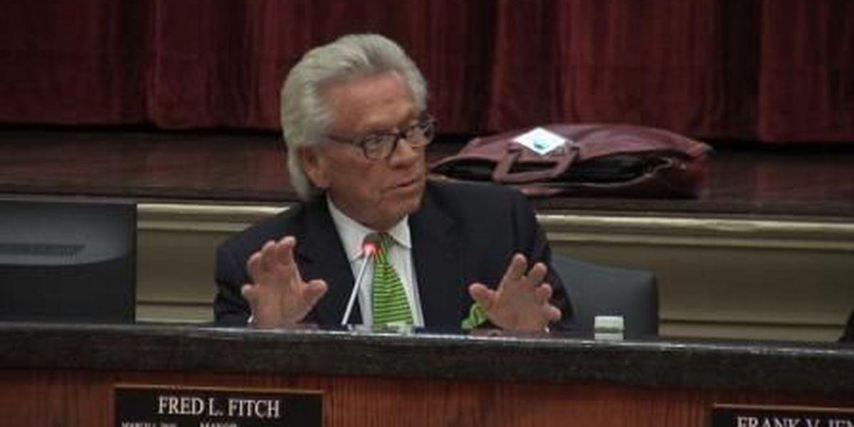 Lawton mayor will not seek re-election