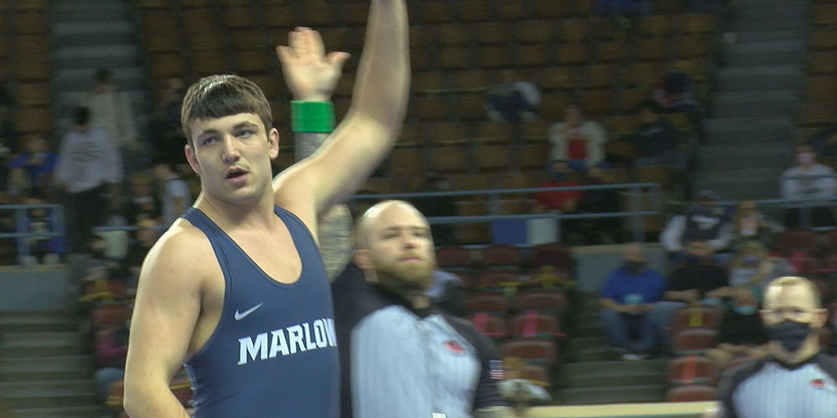 Marlow wins 3A State Championship