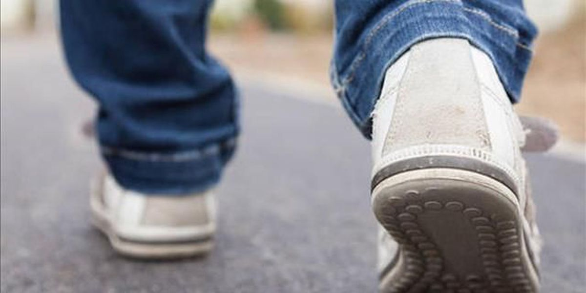 Surgeon general calls for steps to promote healthy walking