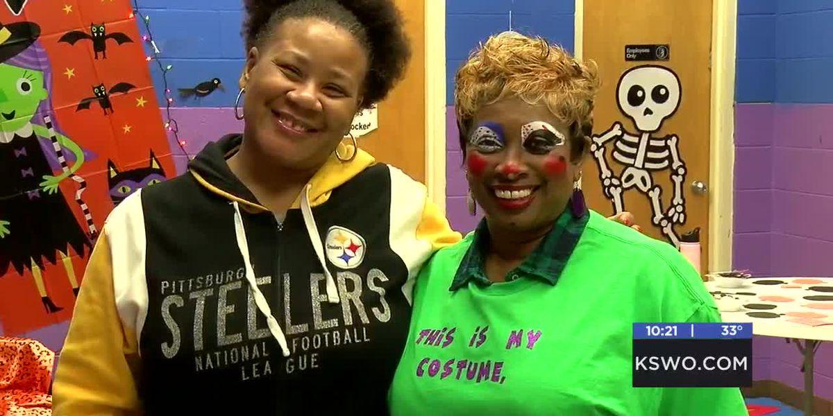 Lawton Parks and Rec hosts 'sensory free' Halloween event
